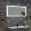Rectangle Bathroom Mirror Wall Mounted