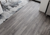 Eco-friendly spc flooring Deep embossed virgin PVC composite plank in china for sale