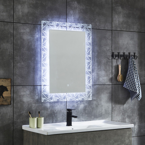 Bathroom LED Backlit Mirror in Bath Mirrors High Quality Illuminated Hotel Led Mirrors Splendid Led Mirrors with Lights