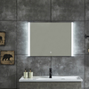 IP44 Copper Free Glass Led Vanity Mirror Modern Magnifying Styles Backlit Mirror