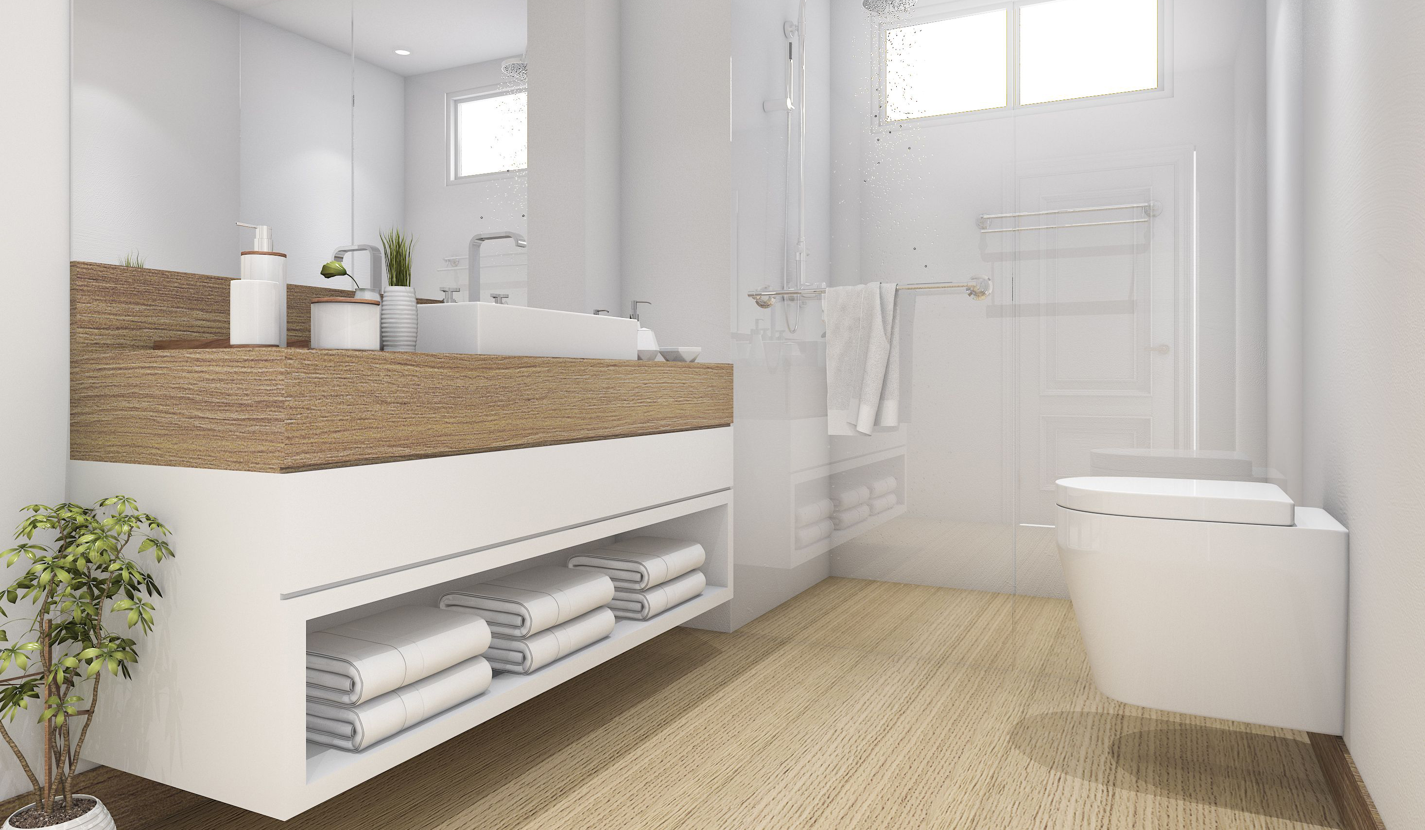 Precautions for the use and maintenance of bathroom cabinets